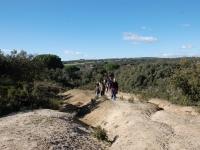 Walking the battlefields near Madrid