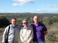 Simon Redmond, Tom Redmond & Steve McCann