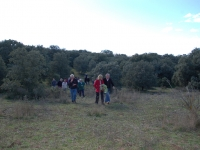 Walking the battlefields near Madrid