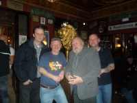 L-R Gearoid McCashin, Ger Murray, Dick Carroll & Steve McCann