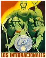 Los Internacionales Poster