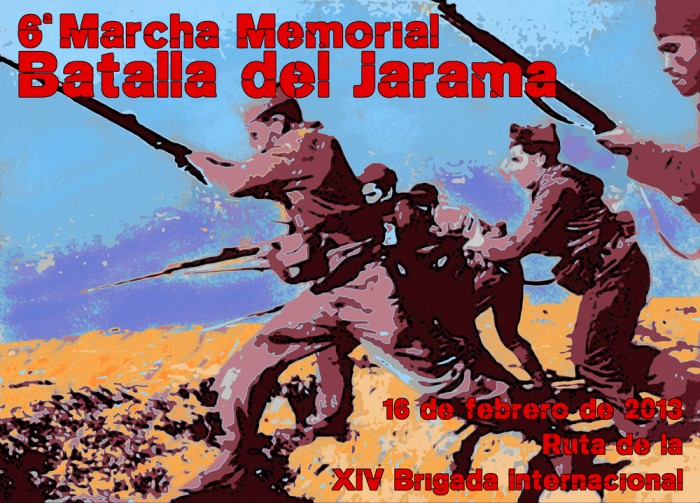 Jarama Commemoration 2013